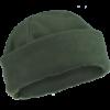 čiapka fleece zelná 1