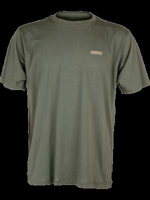 tričko Banner olivovo zelená 1