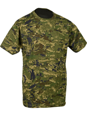 tričko Camo digital 1
