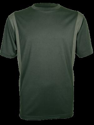 tričko NAROL zelené 1