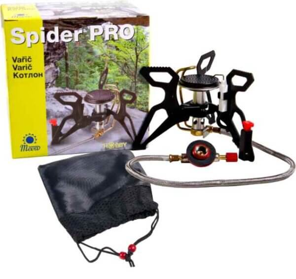 Varič Spider pro KP