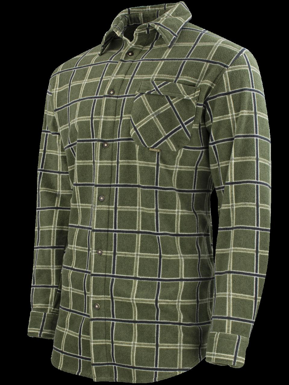 košeľa Wason fleece DR 1