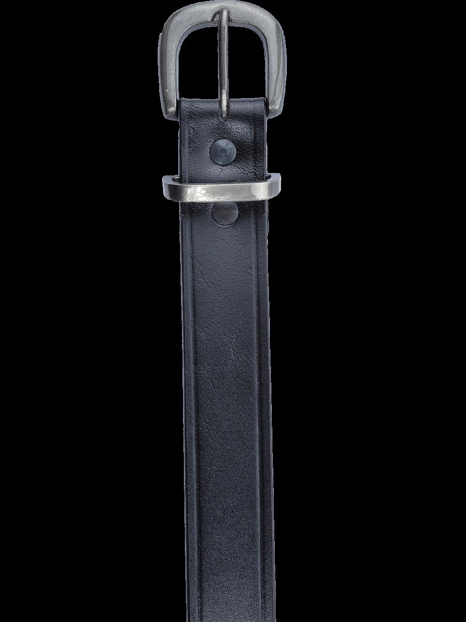Kožený opasok Basel 3 detail