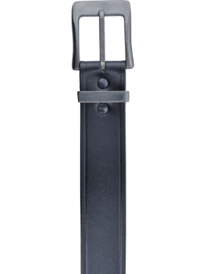 Kožený opasok Basel 4 detail