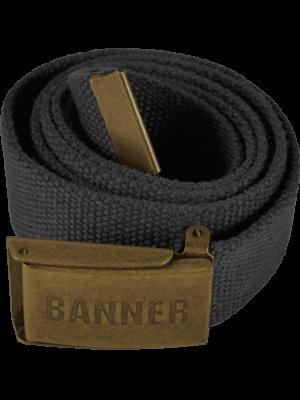 Outdoor oblečenie opasok Banner čierny