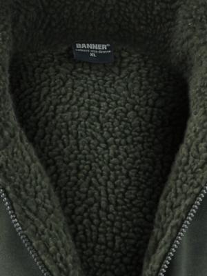 Outdoorové oblečenie bunda Pahola detail 3