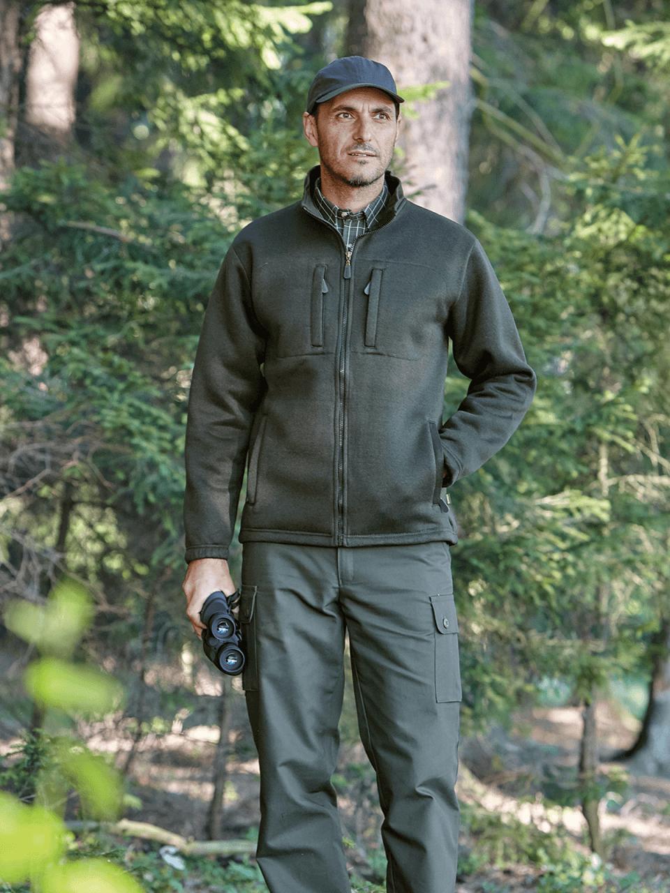 Outdoorové oblečenie bunda Perel 1