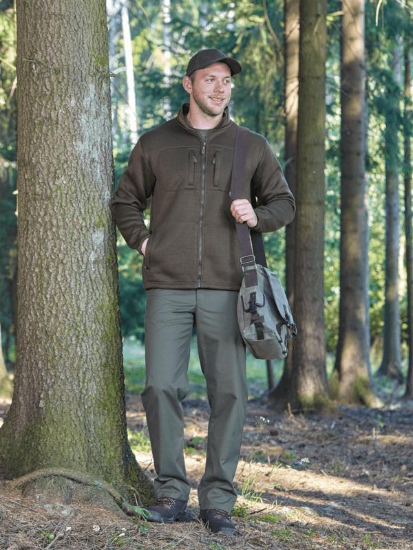 outdoorové oblečenie bunda Porel 1