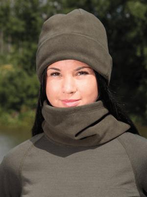 outdoorové oblečenie nákrčník