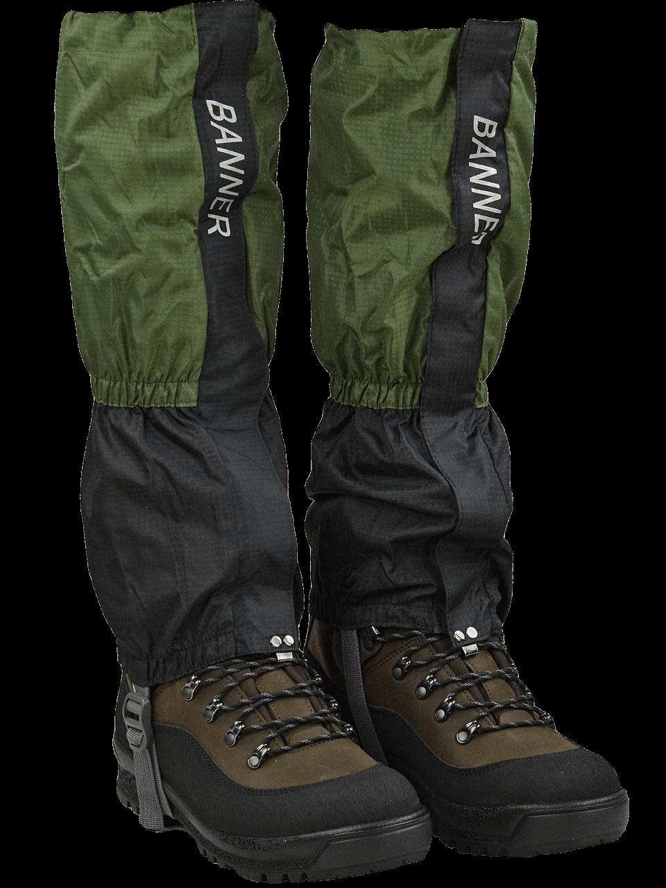 outdoorové oblečenie návleky na topánky FOREST