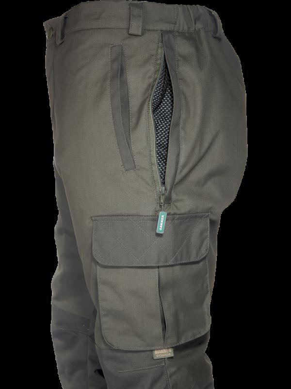 outdoorové oblečenie nohavice arpel vetranie