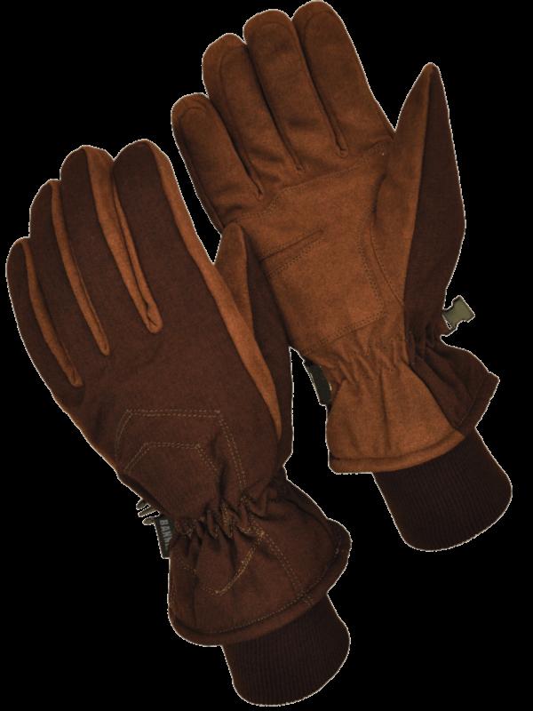 rukavice Falcon hnedé 1