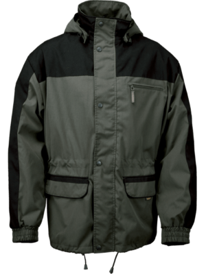 Outdoorové oblečenie bunda Baston s kapucňou