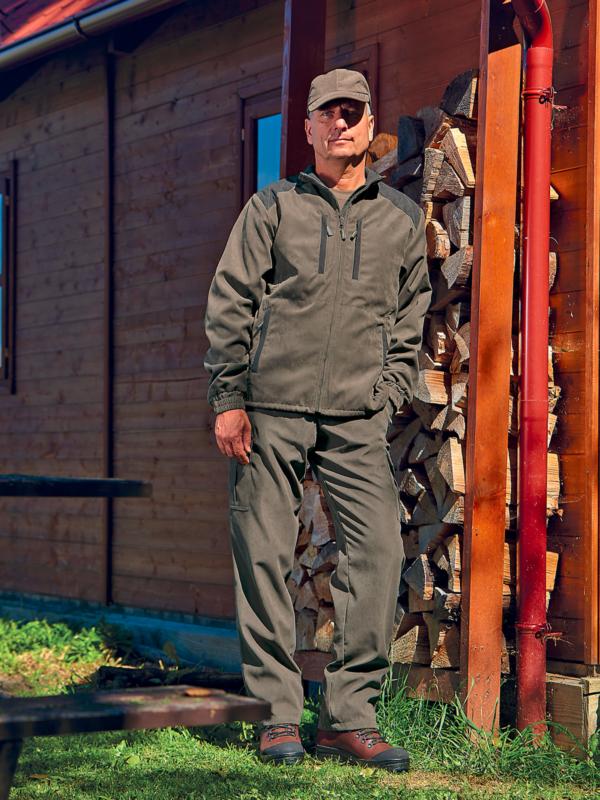 Outdoorové oblečenie bunda Dosal ext