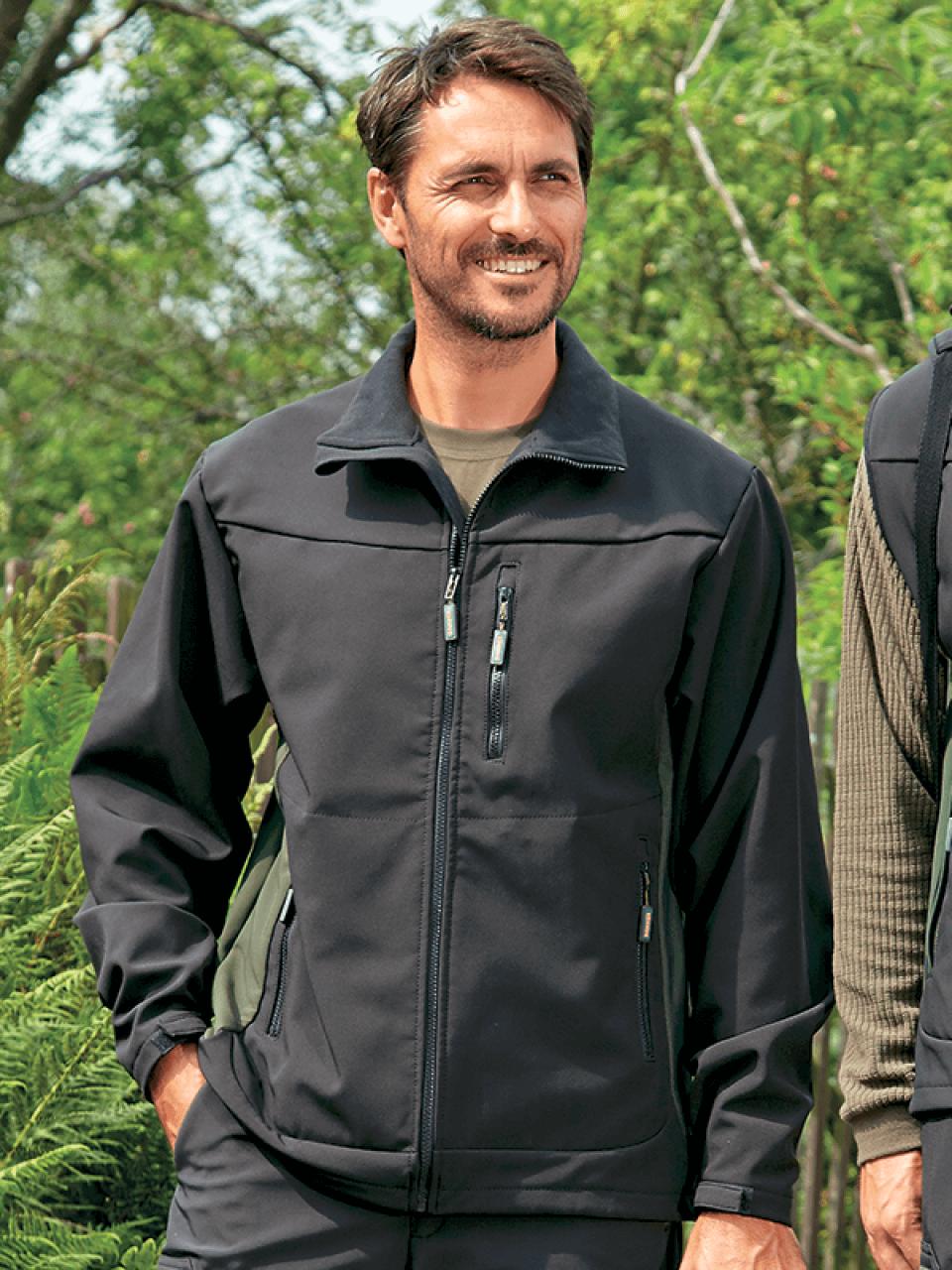Outdoorové oblečenie bunda Taron ext