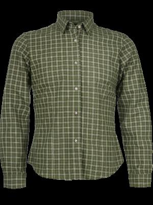 Outdoorové oblečenie dámska košeľa Norana dlhý rukáv