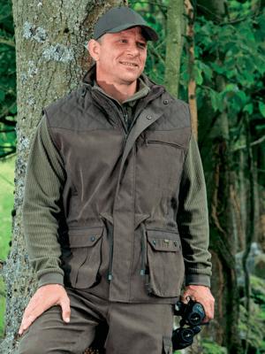 Outdoorové oblečenie vesta Ralon ext