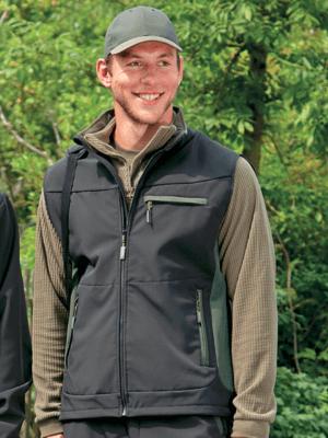 Outdoorové oblečenie vesta Taron ext