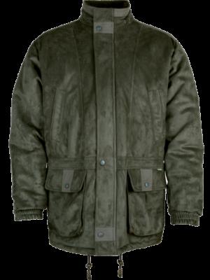 Outdoorové oblečenie zateplená bunda Husky pred