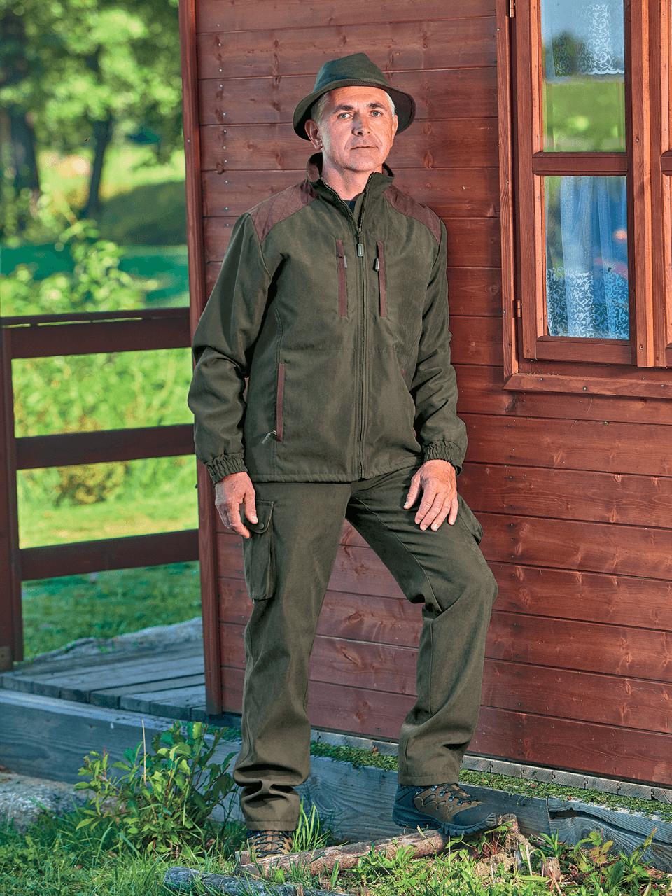 outdoorové oblečenie bunda Dason ext