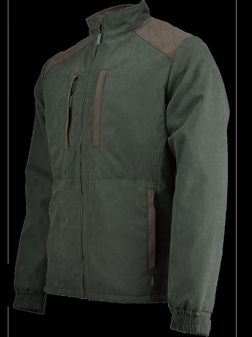 outdoorové oblečenie bunda Dason z boku