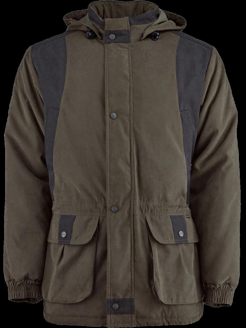 outdoorové oblečenie bunda Devon z predu