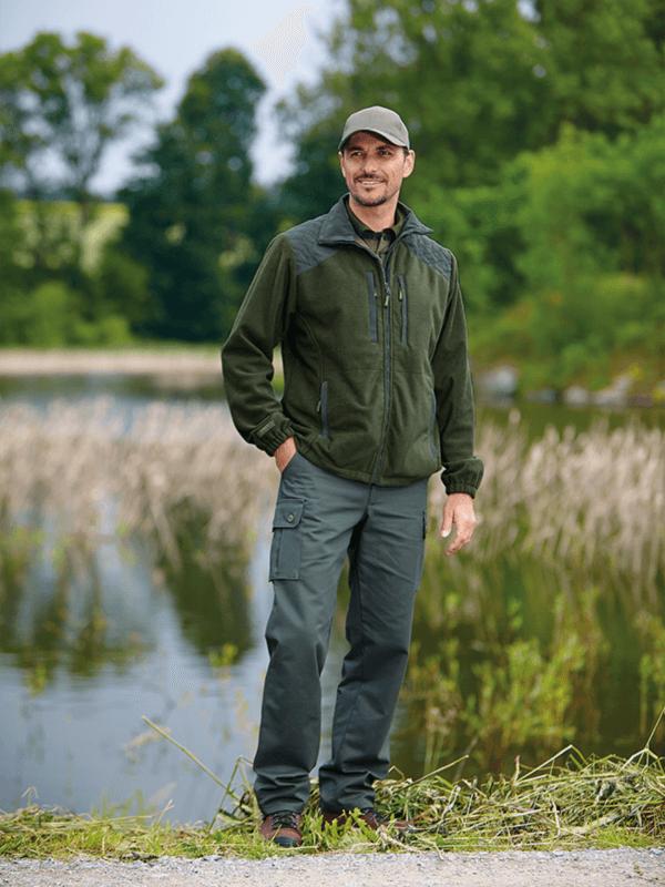 outdoorové oblečenie bunda Forel ext