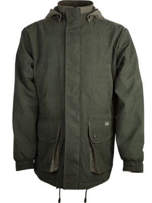 outdoorové oblečenie bunda Horton s kapucňou