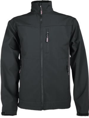 outdoorové oblečenie bunda Taron čierna