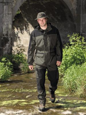outdoorové oblečenie bunda baston ext