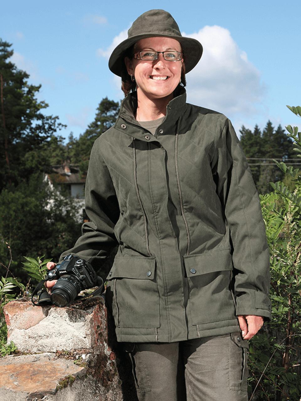 outdoorové oblečenie dámska bunda Nora