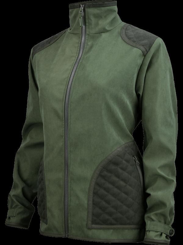 outdoorové oblečenie dámska bunda Setra bok