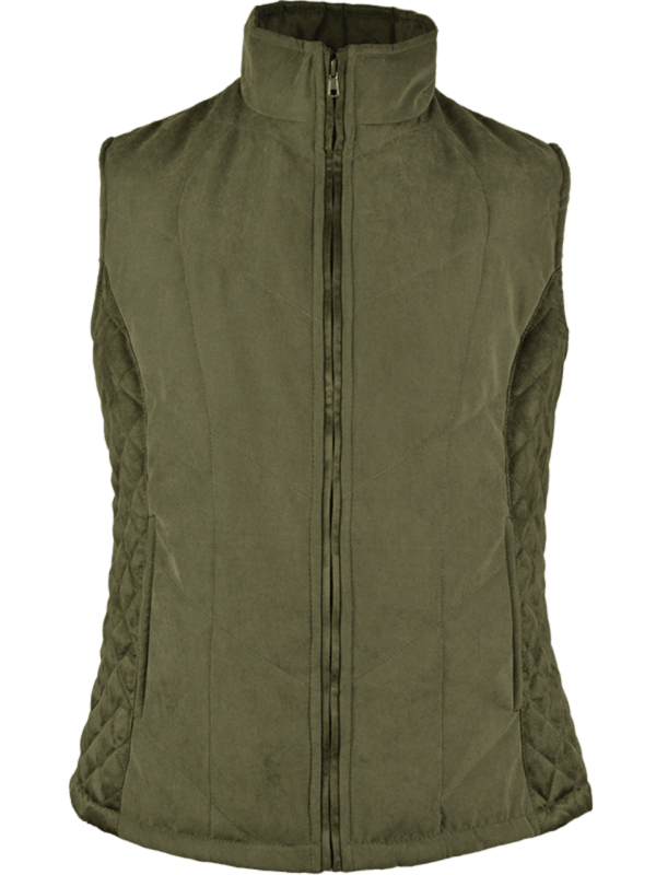 outdoorové oblečenie dámska vesta Palona