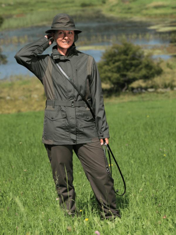 outdoorové oblečenie dámske nohavice Texas batex ext