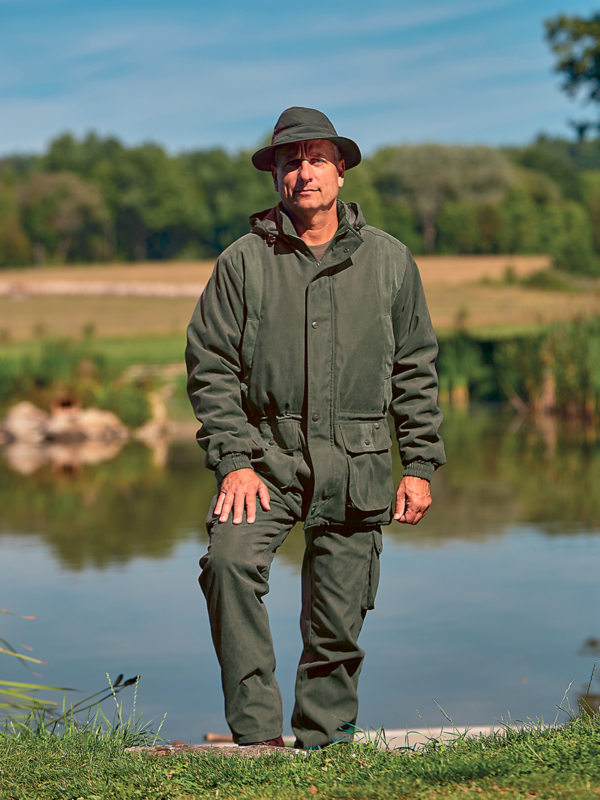 outdoorové oblečenie nepremokavá bunda Deval ext