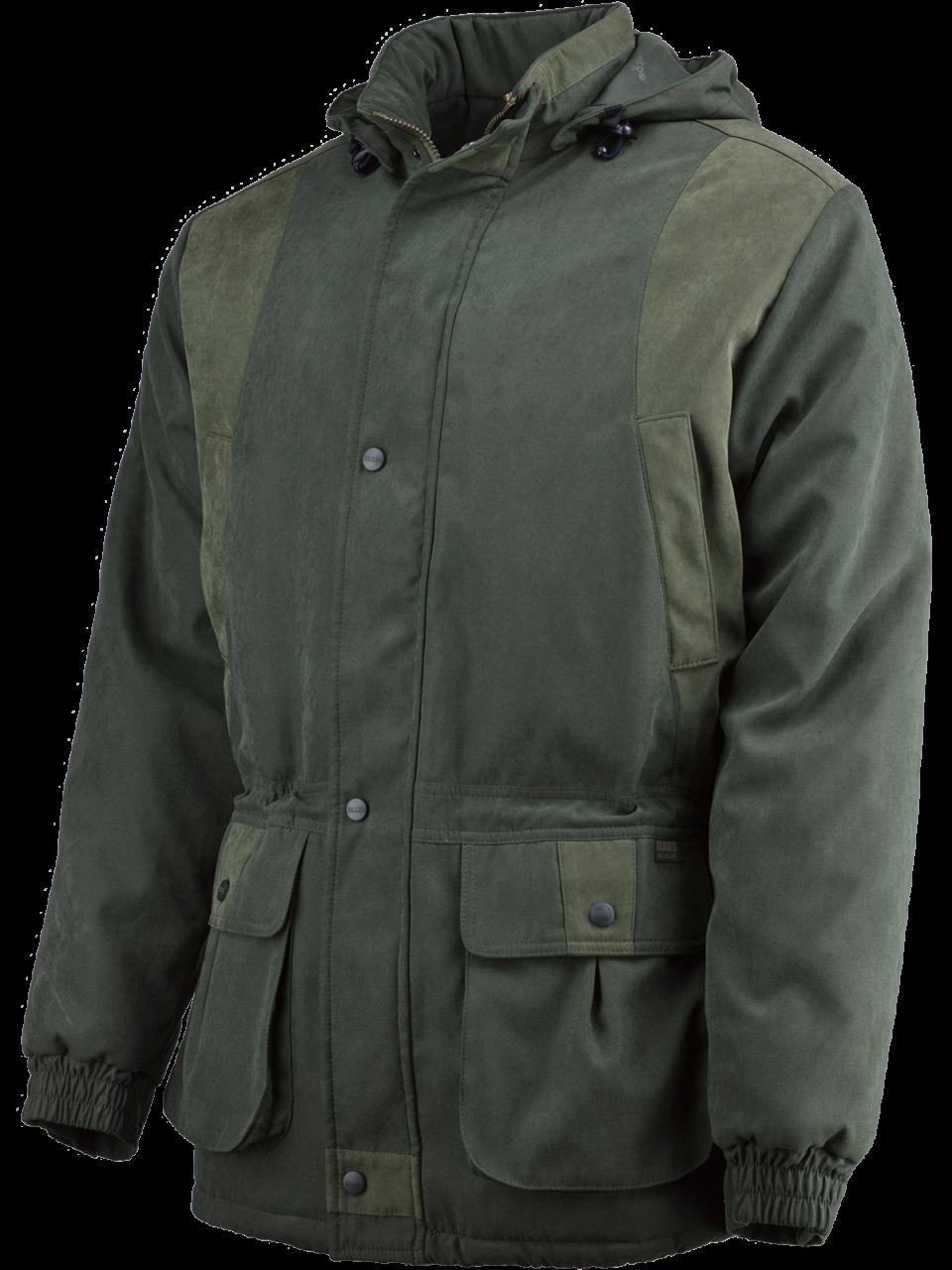 outdoorové oblečenie nepremokavá bunda Deval z boku