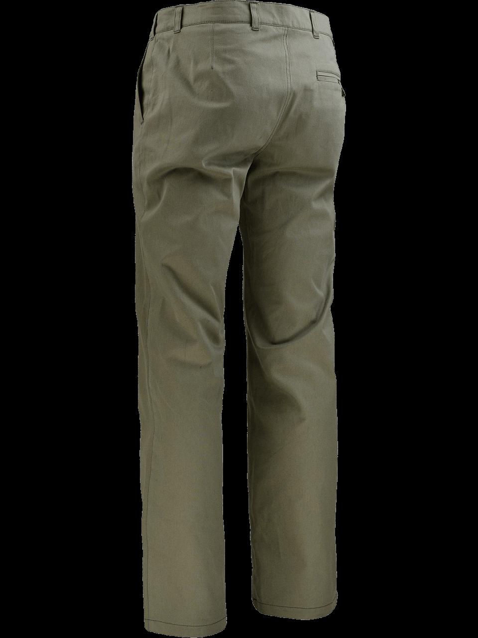 outdoorové oblečenie nohavice Sanor zadok