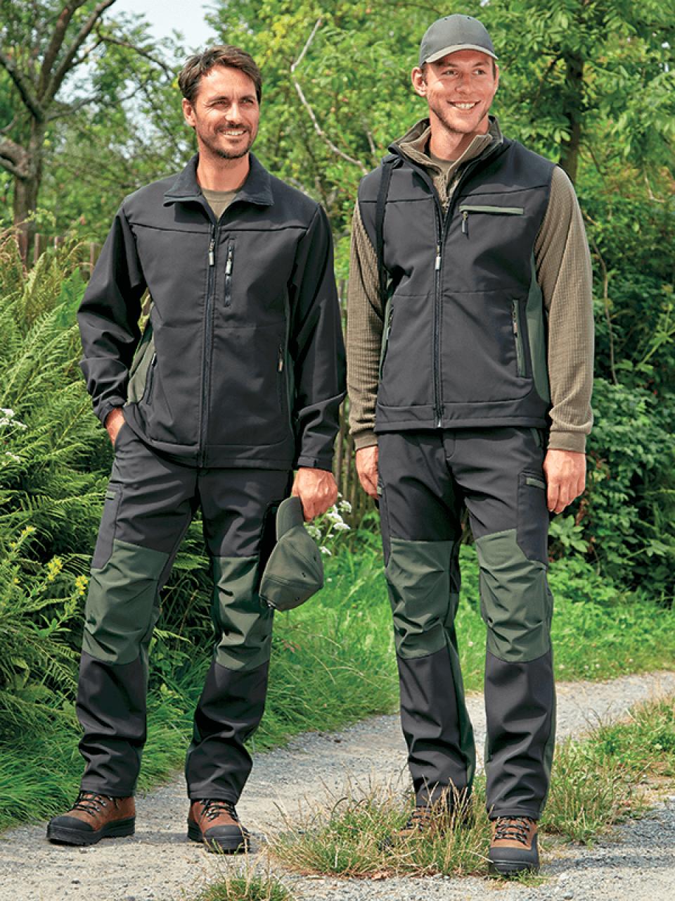 outdoorové oblečenie nohavice Taron ext