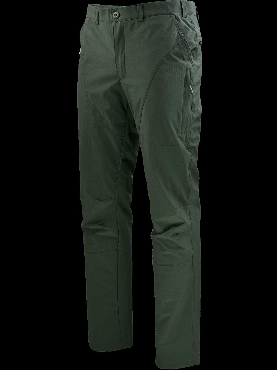 outdoorové oblečenie nohavice Toran z predu