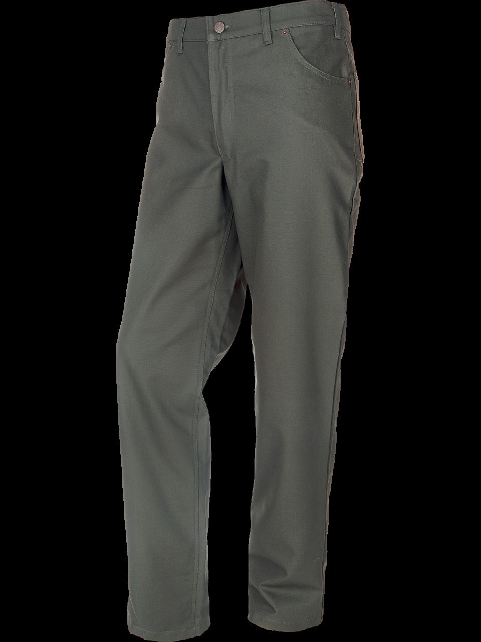 outdoorové oblečenie odolné nohavice Texas tebat