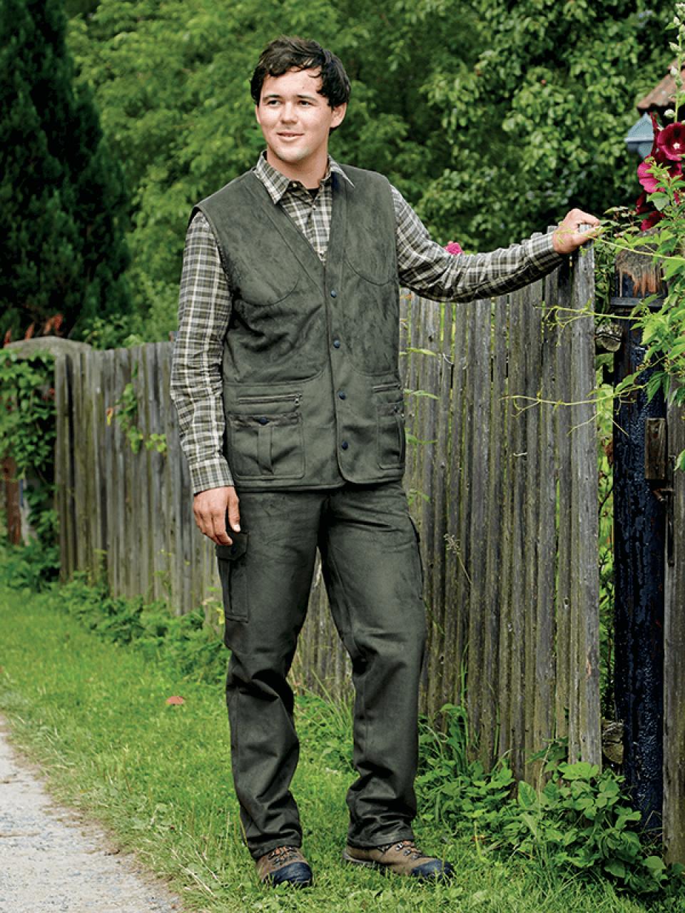 outdoorové oblečenie vesta Itaca ext