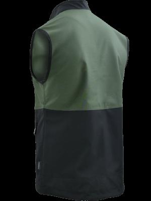 outdoorové oblečenie vesta Kolaja chrbát
