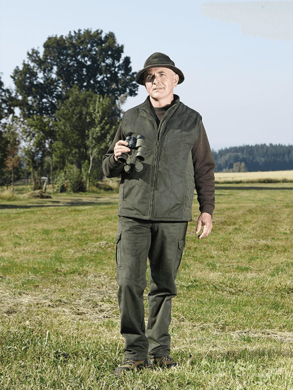 outdoorové oblečenie vesta Polin ext