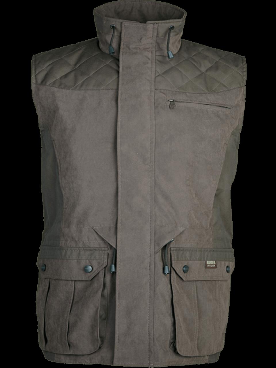 outdoorové oblečenie vesta Ralon