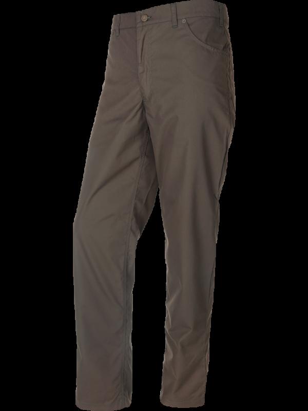 všestranné nohavice Texas Cheris hnedé outdoorové oblečenie