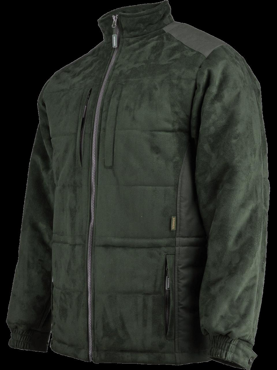 Thermo bunda Vasol outdoorové oblečenie bok
