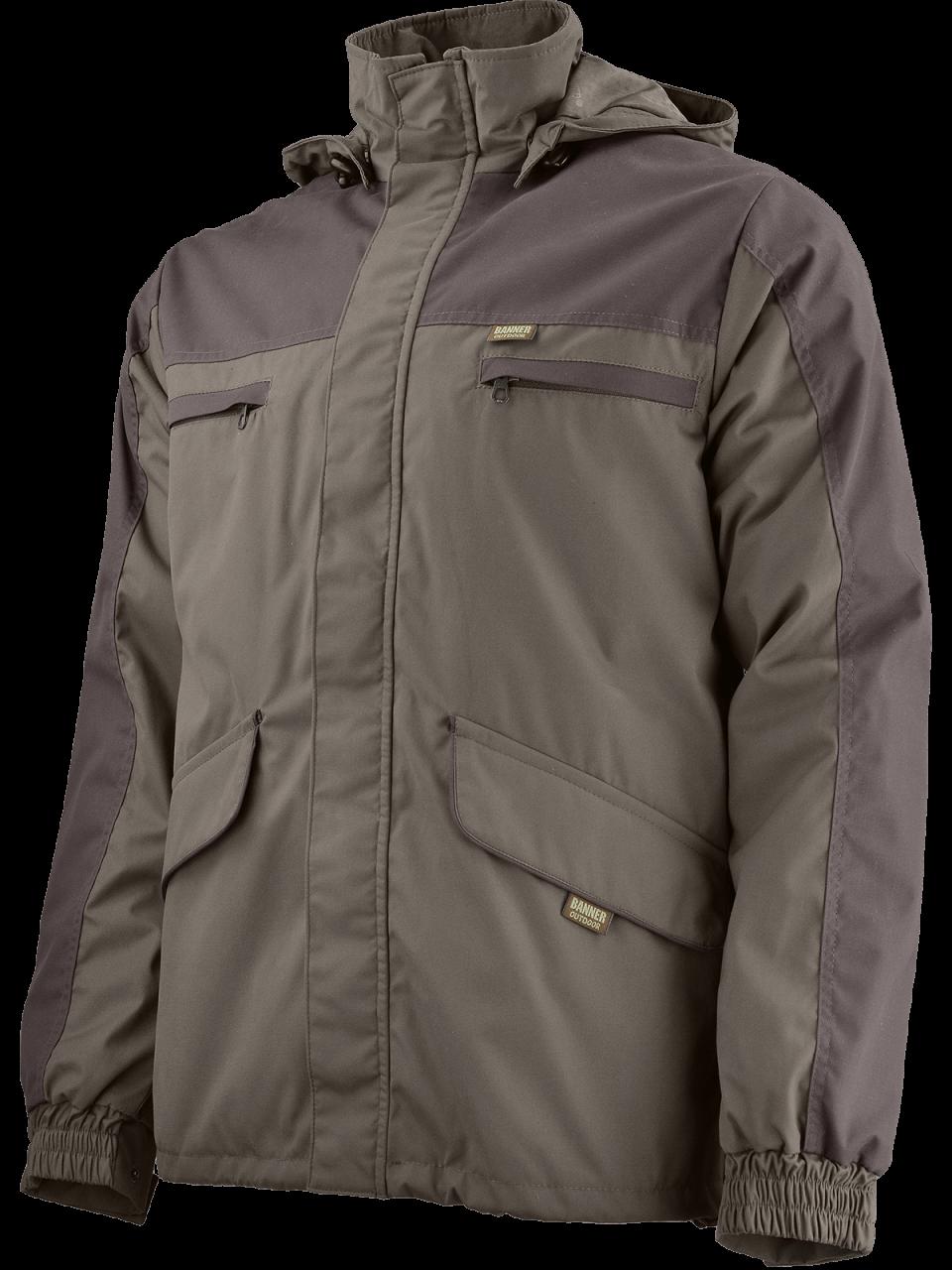 membránová bunda Parlan bok outdoorové oblečenie