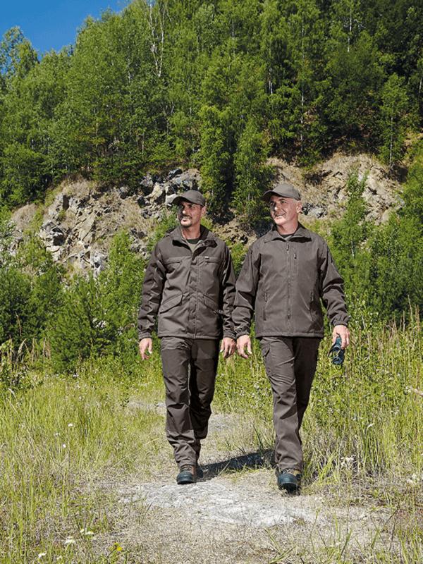 membránová bunda Parlan ext outdoorové oblečenie