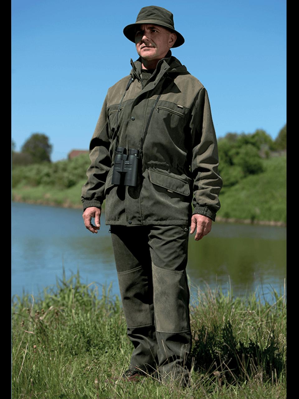 membránová bunda Preston outdoorové oblečenie ext