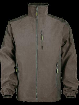 membránová bunda Ralon outdoorové oblečenie pred
